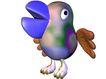 3D动物图案0123,3D动物图案,漫画卡通,
