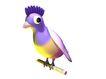 3D动物图案0126,3D动物图案,漫画卡通,小鸟 动物 图案 设计 鹦鹉