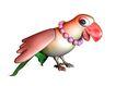 3D动物图案0140,3D动物图案,漫画卡通,颈链 打扮 时髦