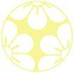 彩绘0112,彩绘,漫画卡通,黄色 花朵 彩绘
