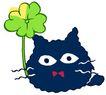 彩绘0132,彩绘,漫画卡通,卡通猫 大灰狼 喜洋洋 猫头 头部