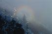 中华山水0236,中华山水,中国图片,雪松 极光 树木 山间
