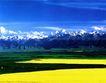中国美景0052,中国美景,中国图片,雪山 太阳 美景