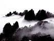 中国美景0073,中国美景,中国图片,华山 云雾 环绕