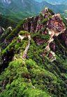 中华长城0062,中华长城,中国图片,山顶 蜿蜒 青山