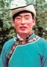 民俗人物0054,民俗人物,中国图片,少数民族  衣着 帽子