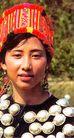 民俗人物0071,民俗人物,中国图片,少数 民族 姑娘