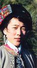 民俗人物0077,民俗人物,中国图片,土家族 妇女 头巾