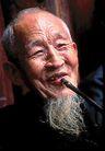 民俗人物0091,民俗人物,中国图片,老者 胡须 烟杆