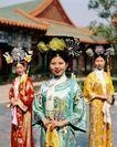 民俗人物0092,民俗人物,中国图片,皇宫 妃子 古装