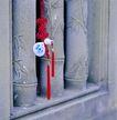 中国结0054,中国结,中国图片,竹子 红绳 竹纹