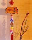 中国结0056,中国结,中国图片,文字 木牌 饰物