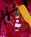 中国结0076,中国结,中国图片,抓痒 竹扒 白玉