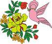 吉祥动物0050,吉祥动物,中国图片,飞鸟