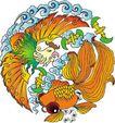 吉祥动物0087,吉祥动物,中国图片,