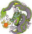 中华巨龙0056,中华巨龙,中国图片,火珠 龙戏珠 龙王