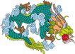 中华巨龙0071,中华巨龙,中国图片,青龙 口咬 绣球