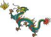 中华巨龙0095,中华巨龙,中国图片,彩绘 花纹 图形