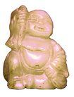 古玉瓷器0177,古玉瓷器,中国图片,人物玉雕 粗犷线条 大圆肚