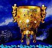青铜艺术0098,青铜艺术,中国图片,金樽 容器 酒杯