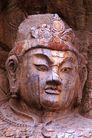 佛像艺术0120,佛像艺术,中国图片,佛像 头盔 半身像
