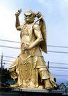佛像艺术0125,佛像艺术,中国图片,雷阵子 雷神 雷电 翅膀 铜像