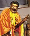 佛像艺术0126,佛像艺术,中国图片,佛手 雕像 金佛 袈裟 如来