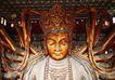 佛像艺术0171,佛像艺术,中国图片,中国佛像 大佛 双耳垂肩
