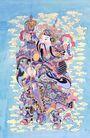 门神0002,门神,中国图片,苏武 使节 漠北