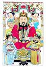 门神0005,门神,中国图片,玉皇 大帝 侍从
