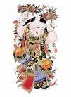 门神0023,门神,中国图片,男孩 节日 图片