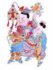 门神0029,门神,中国图片,