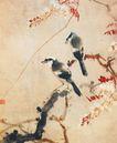 中国现代花鸟0153,中国现代花鸟,山水名画,鸟儿