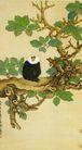 中国现代花鸟0158,中国现代花鸟,山水名画,