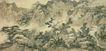 中国现代山水0121,中国现代山水,山水名画,