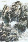 中国现代山水0126,中国现代山水,山水名画,