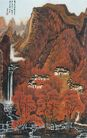 中国现代山水0133,中国现代山水,山水名画,