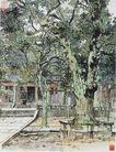 中国现代山水0137,中国现代山水,山水名画,