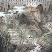 中国现代山水0140,中国现代山水,山水名画,