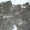 中国现代山水0141,中国现代山水,山水名画,