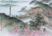 中国现代山水0147,中国现代山水,山水名画,