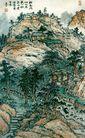 中国现代山水0148,中国现代山水,山水名画,