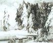 中国现代山水0150,中国现代山水,山水名画,
