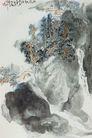 中国现代山水0159,中国现代山水,山水名画,