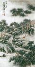 中国现代山水0165,中国现代山水,山水名画,