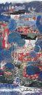 中国现代山水0168,中国现代山水,山水名画,