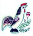 中国动物画0081,中国动物画,山水名画,动物 神态 中国