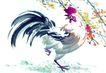 中国动物画0084,中国动物画,山水名画,美丽 展落 中国