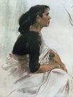中国现代人物0204,中国现代人物,山水名画,油画 肖像 生动