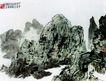 傅抱石作品集0062,傅抱石作品集,中国传世名画,现代 装饰 情趣